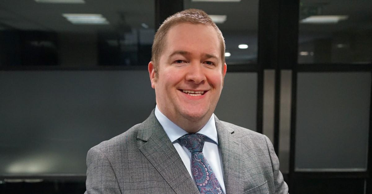 Stephen Hannan Optical Express Clinical Services Director