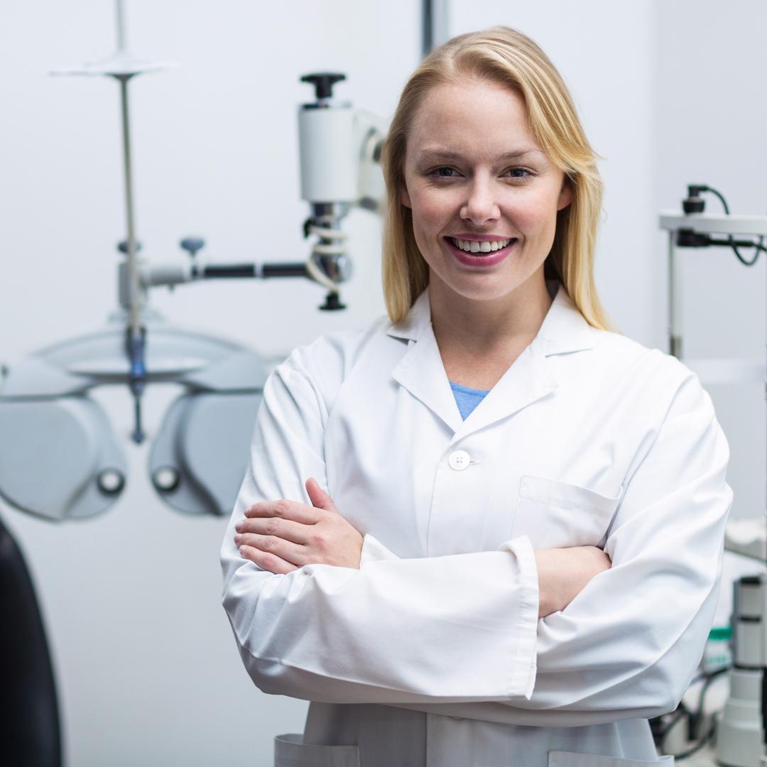 Free optometry industry offer